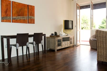 Apartment direkt am Sandstrand - Porto San Giorgio