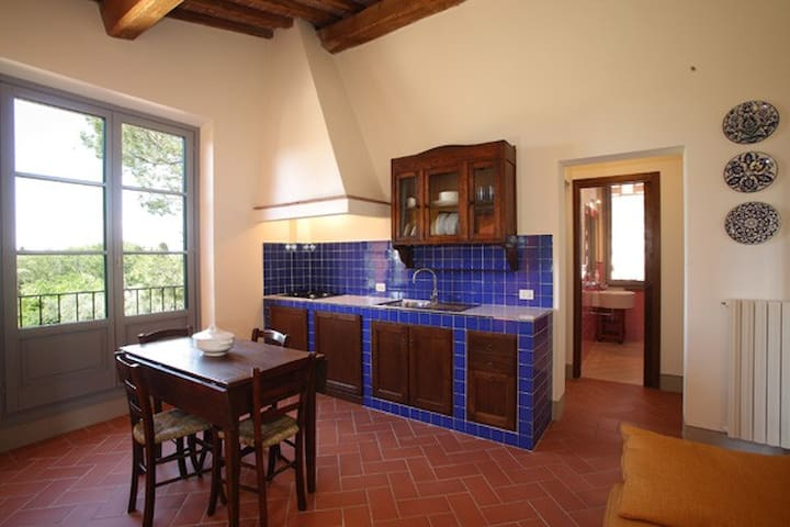 Podere La Casa - apt. S.Francesco
