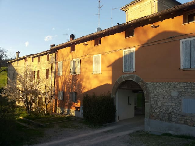 Italian's country home - Scandiano - Casa