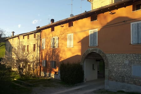 Italian's country home - Scandiano - Hus