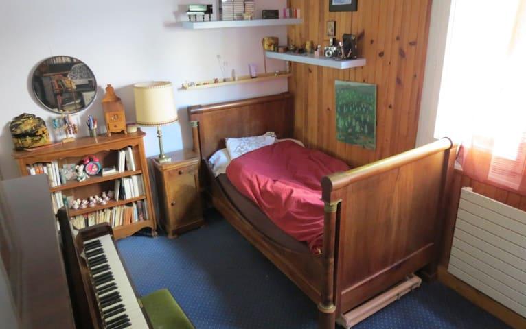 Chambre avec piano, proche CNSMD,ENSBA, Vieux Lyon - Lió