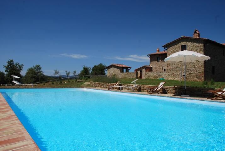 A real paradise near Siena - Siena - Villa