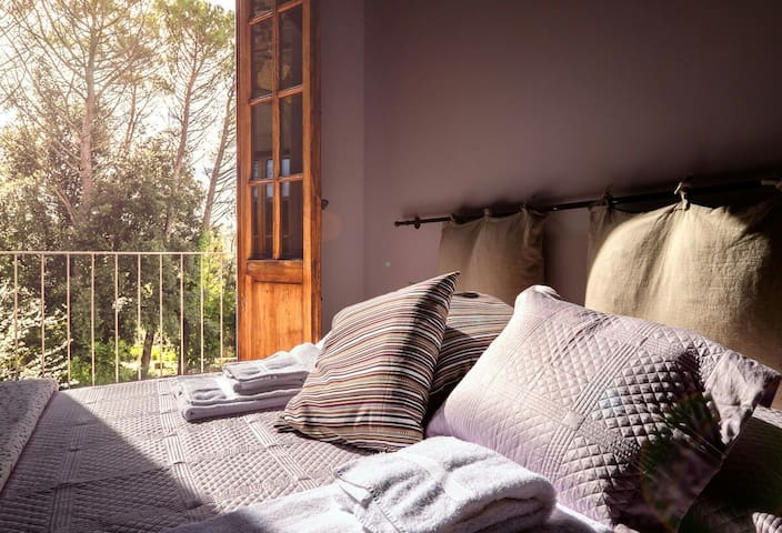 Suite in Chianti - san donato in Poggio - Castle
