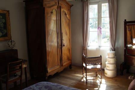 Chambre de charme en centre ville - La Rochelle