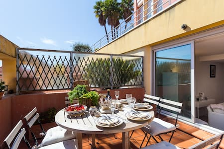 South of France Seaside Townhouse Villa Old Town - Casa a schiera