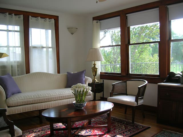 Cozy 1930's Parkside Apartment - Fort Worth - Appartement