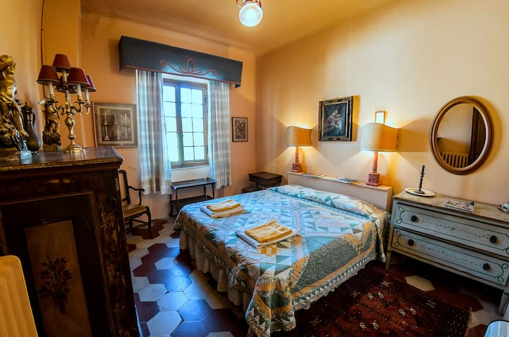 Villa Officina 360 - Gialla room - Forte dei Marmi - Casa