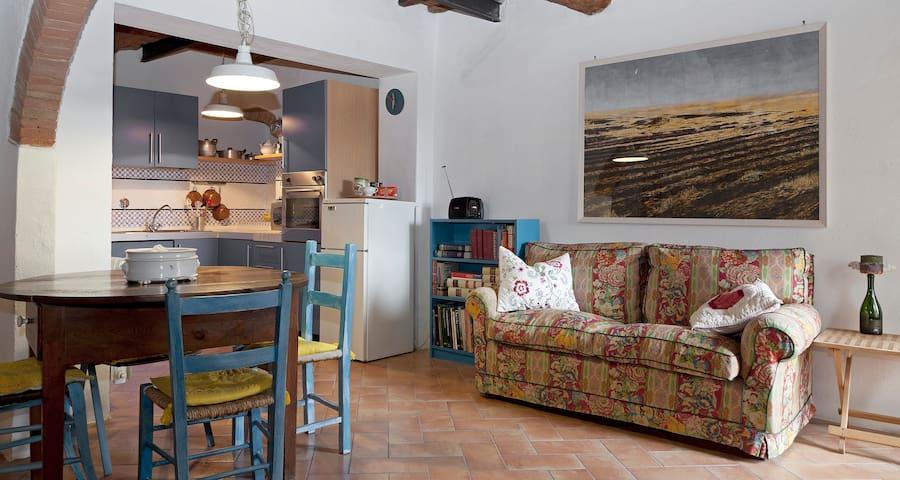 Suggestiva abitazione - San Casciano In Val di Pesa - Apartament