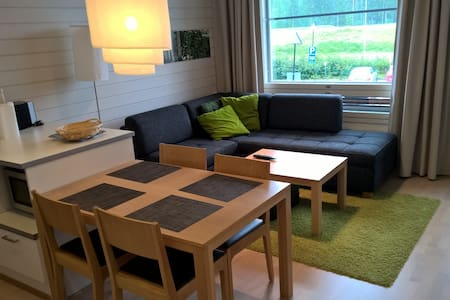 Tahkovuori Chalets, design apartment in Tahko