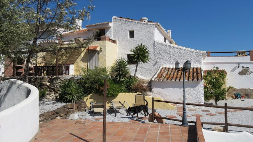 Gorgeous Private Rustic Appartment - Canillas de Aceituno - Byt