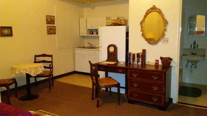 Deluxe Studio Suite Room 112
