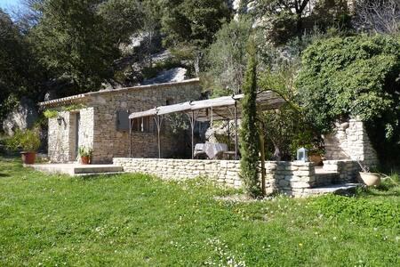Ferienhaus LA BAUMO 1 Provence Hund POOL