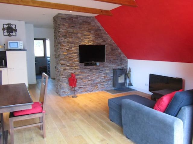 Le Petit Chalet - Camparan - Appartement