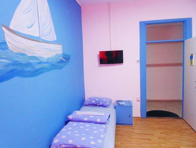 Hostel Jedro Belgrade Room No6
