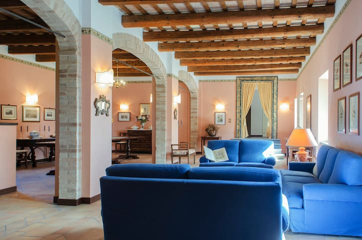Superb 18th Century country villa. - Macerata - Villa