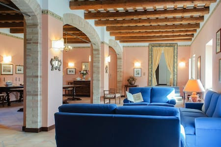 Superb 18th Century country villa. - Macerata