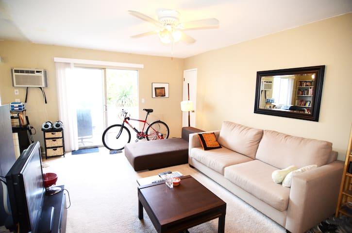 Comfy Apartment near The Rose Bowl