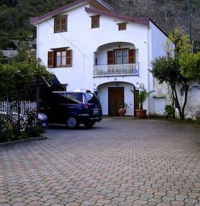 Mansarda vista sul Vesuvio - Corbara - Wohnung