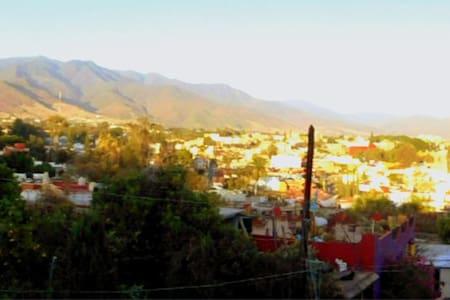 Beautiful House, beatiful view! - San Antonino Castillo Velasco