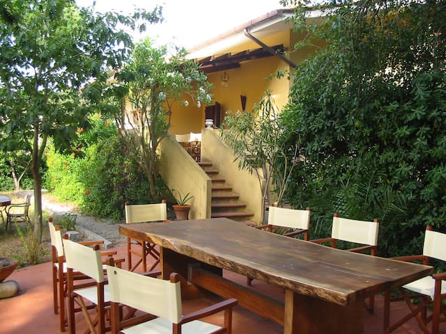 Beautiful Flat with Large Terrace - Procchio - Apartment