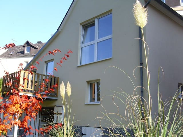 Fewo Am Mühlbach in alleinstehendem Häuschen - Waldrach - Dům