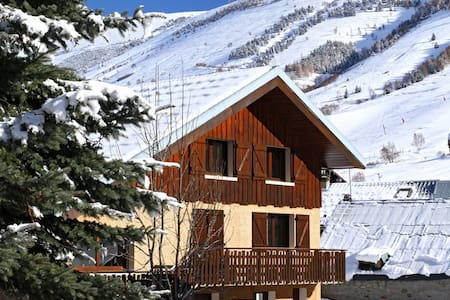 Chalet Alpina - Vénosc