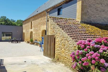 Le Petit Paradis Ch 1 - Ouverture le 1er juin 2017 - Groléjac - Rumah