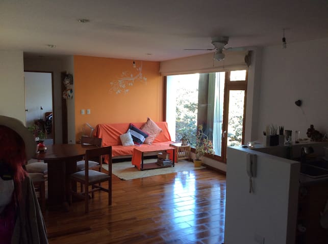 Pretty modern suite. Quito views - Quito - Apartemen