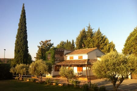 Charming villa with private pool  - Morata de Tajuña - Casa de camp
