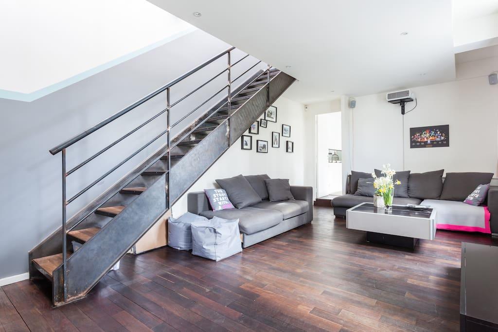 Maison 90m2 avec piscine aux portes de paris case in - Piscine de rueil malmaison ...