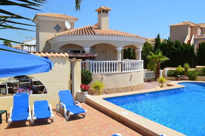 Villa With Private Pool And Seclude