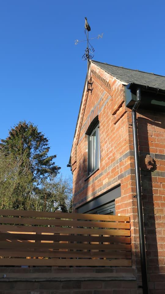 1899 brickwork!