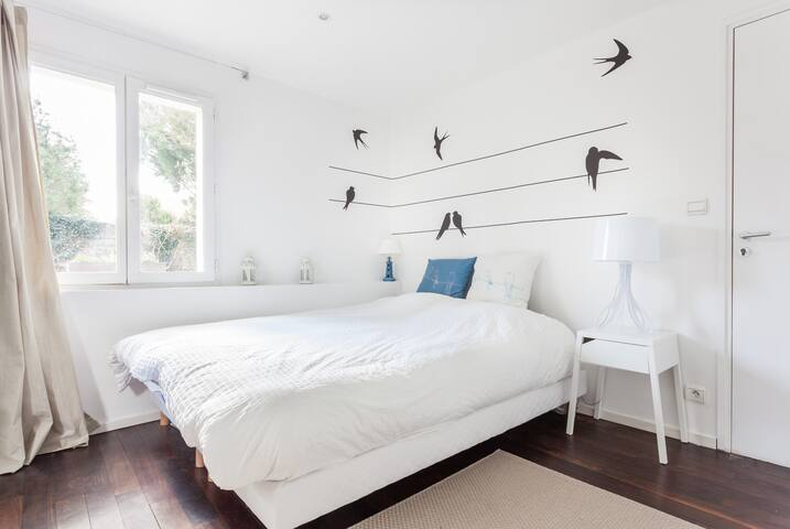 Maison 90m2 + Piscine proche centre - Rueil-Malmaison - 獨棟