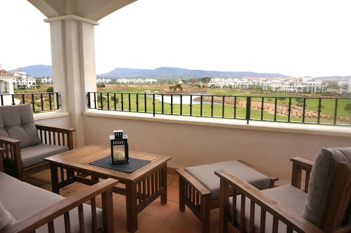 APARTMENT GOLF RESORT SPAIN - Sucina - Leilighet