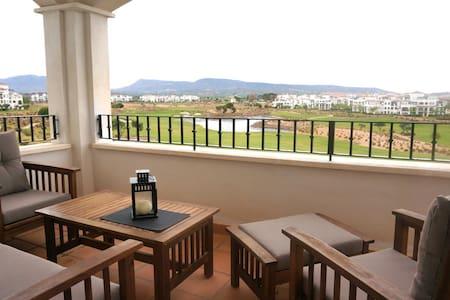 APARTMENT GOLF RESORT SPAIN - Sucina - Appartement