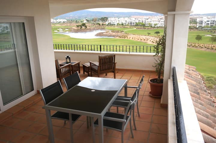 APARTMENT GOLF RESORT SPAIN