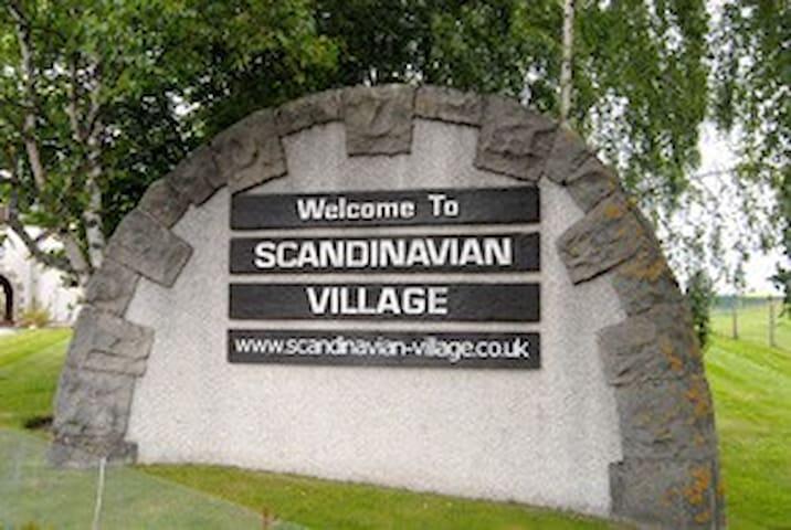 Scandinavian Village Ski + Walking Resort