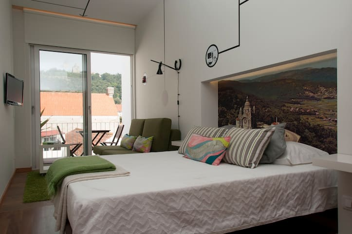 O Laranjeira | room with view - Viana do Castelo - Bed & Breakfast