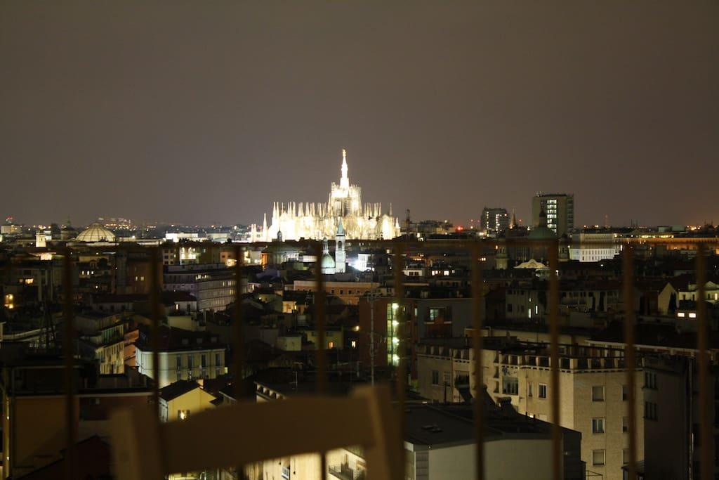 Splendida vista in milano centro appartamenti in affitto for Appartamenti a milano centro