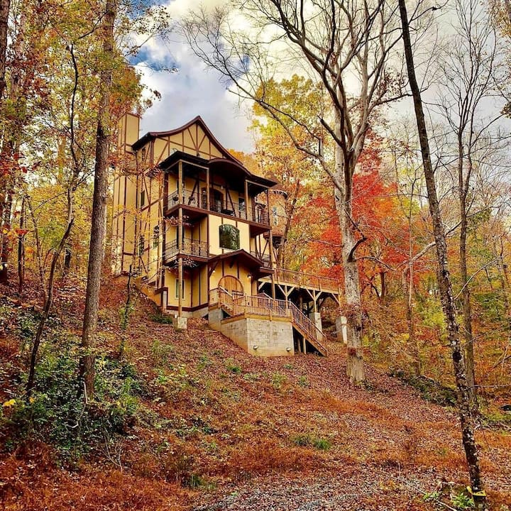 Treetop Retreat at Dutchman's Branch