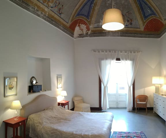 Peppina Room with private bathroom