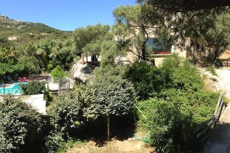 Calvi, villa au calme proche centre ville et plage - Calvi - Villa