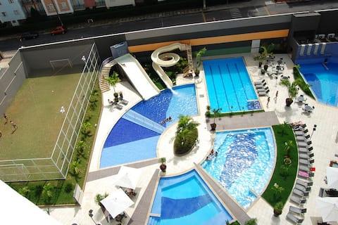 Veredas Rio Quente - Pools + Best Location