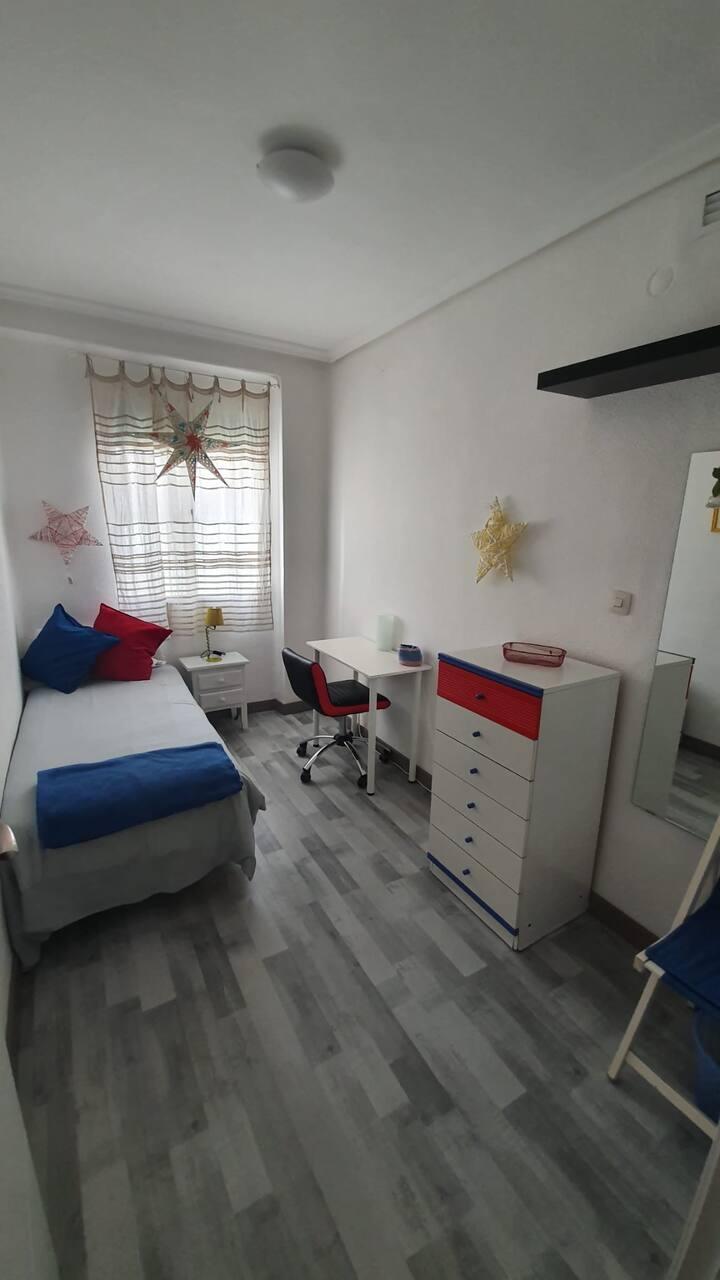 Habitación para estudiantes cerca Nervión 1