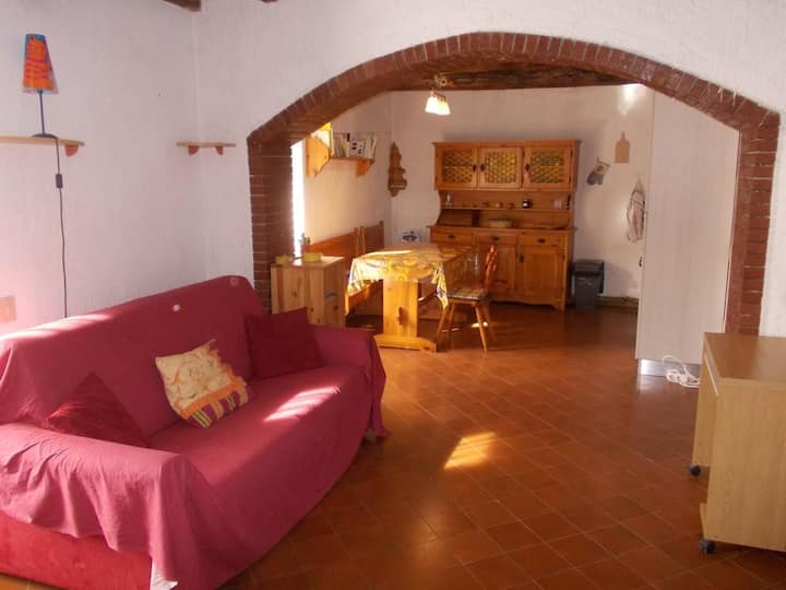 Holiday rental Scarlino 2-4persons
