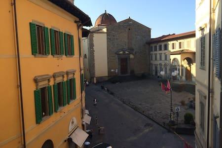 """Appartamento """"bohème"""" nel centro storico di Arezzo - Arezzo"""