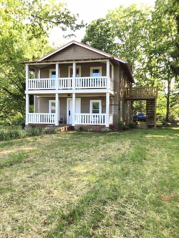 The Mountain Creek Big House
