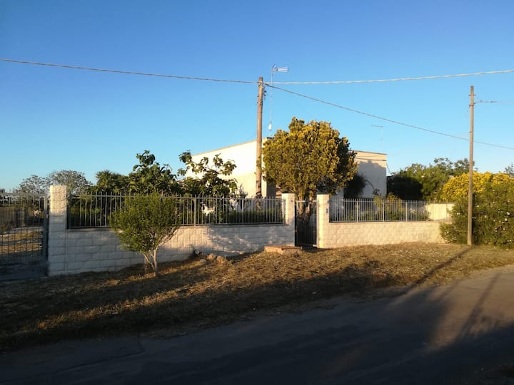 beautiful newly refurbished rural house in Salento