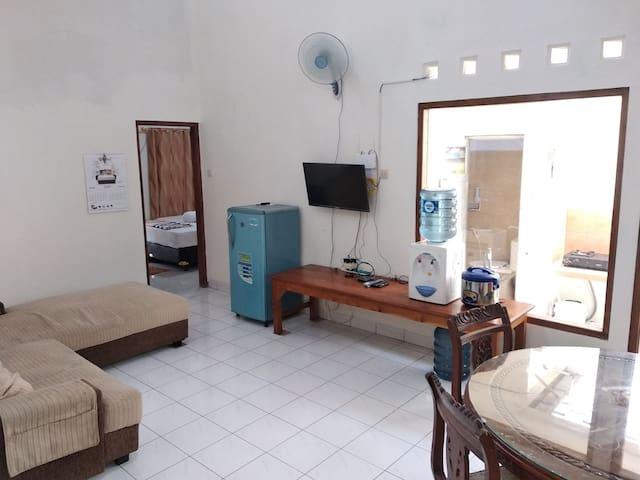 Hana homestay Yogyakarta