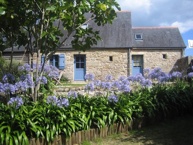 Petite maison de bord de mer à Sainte Marine - Combrit - Hus